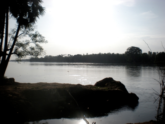First sight of Cauvery