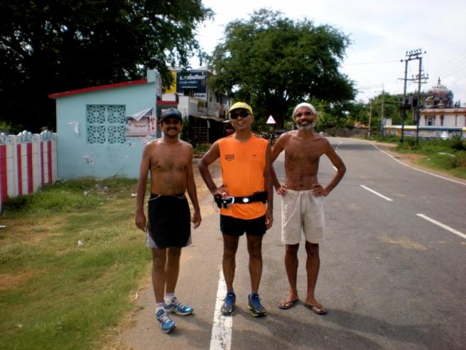 Ram with Bala and Vishwanath