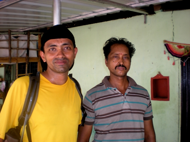 With Senthil